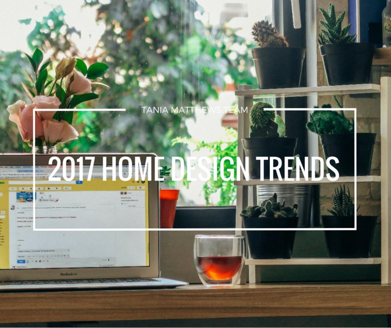 2017 Home Office Design Trends Tania Matthews Team