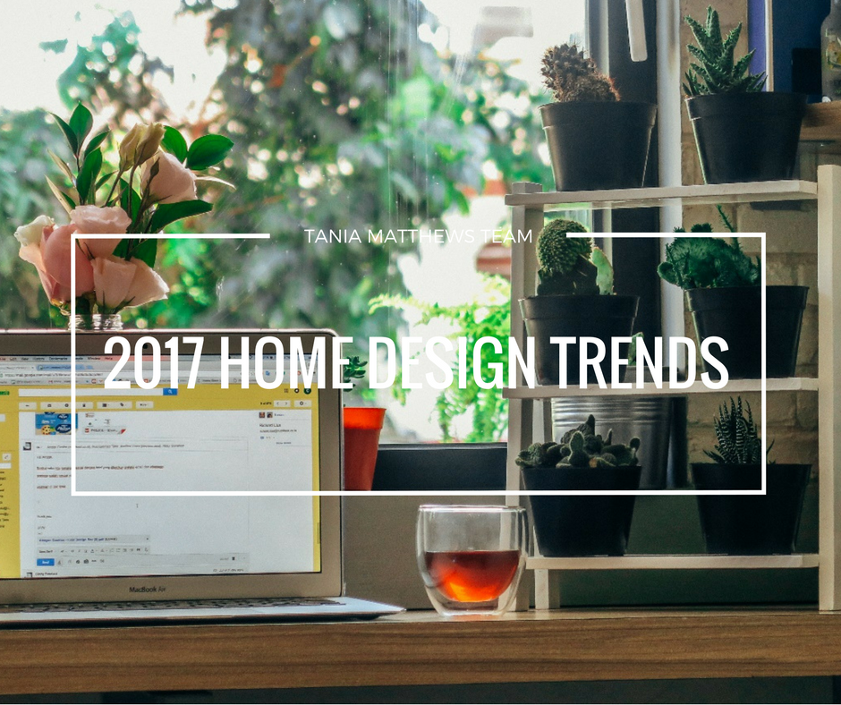 2017 Home Office Design Trends  Tania Matthews Team