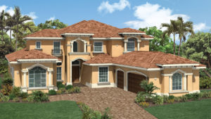 Toll Brothers Casa Allegre Model At Bellaria Windermere FL