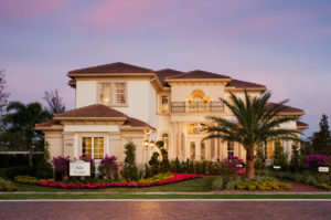 Toll Brothers Dalenna Model At Bellaria Windermere FL
