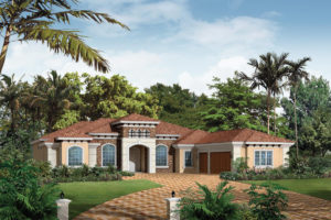 Toll Brothers Malaga Model At Bellaria Windermere FL