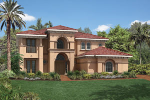 Toll Brothers Treanna Model At Bellaria Windermere FL