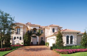 Toll Brothers Villa Milano Model At Bellaria Windermere FL