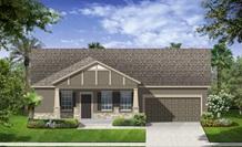 Lennar Homes Anaheim Model At Alexander Ridge Winter Garden FL