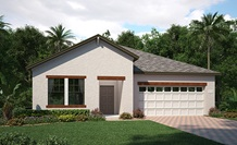 Lennar Homes Bourne Model At Alexander Ridge Winter Garden FL