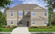 Lennar Homes Buckingham Model At Alexander Ridge Winter Garden FL