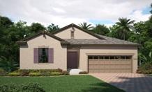 Lennar Homes Eastham Model At Alexander Ridge Winter Garden FL