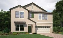 Lennar Homes Harwich Model At Alexander Ridge Winter Garden FL