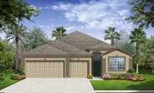 Lennar Homes Kennedy Model At Alexander Ridge Winter Garden FL