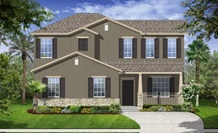 Lennar Homes Sierra Model At Alexander Ridge Winter Garden FL