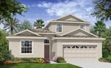 Lennar Homes Simmitano Model At Alexander Ridge Winter Garden FL