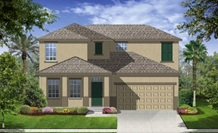 Lennar Homes Valencia Model At Alexander Ridge Winter Garden FL