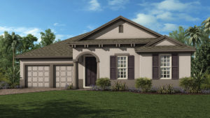 Taylor Morrison Jamestown Model At The Cove At Hamlin Horizon West FL